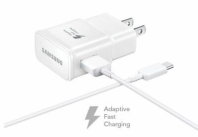 $ CDN13.27 • Buy Type C OEM Samsung Galaxy Note 9 / Note 8 Adaptive Fast Wall Adapter Charger