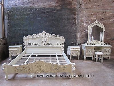 £2999 • Buy Rococo Bedroom Set ~ With Any Size Any Color Bed