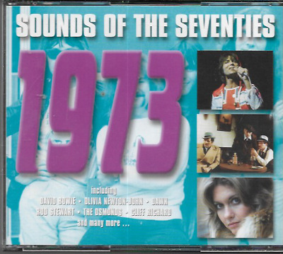 Readers Digest Sounds Of The Seventies (70's) 1973 3 Cd Boxset With Booklet Vgc • 39.99£