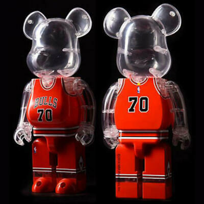 $329.99 • Buy BE@RBRICK 400% NBA Chicago Bulls Hong Kong Limited Rare Medicom Bearbrick Japan