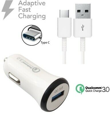 $ CDN10.60 • Buy For Samsung Galaxy Note 9 Type C Fast Car Adapter Charger
