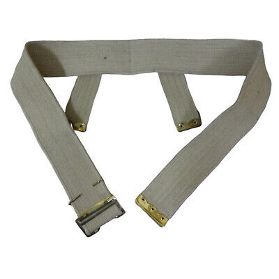 Webbing Belt For British WWI Pattern 1908 P08 3  Reproduction D552 • 31.19£