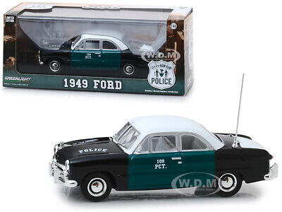 £12.03 • Buy 1949 Ford  New York City Police Dept.  Nypd 1/43 Diecast Car By Greenlight 86165