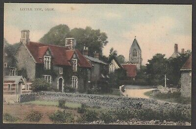 £4.99 • Buy Postcard Little Tew Near Chipping Norton Oxfordshire Early Village View