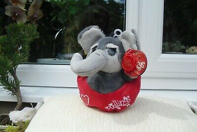 Lovely  Keel Podling Elephant  With Tags  • 5.99£
