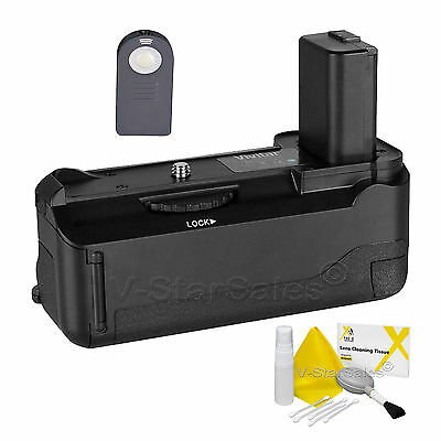 $ CDN84.94 • Buy Vivitar Battery Grip For Sony A6300 + Deluxe Cleaning Kit