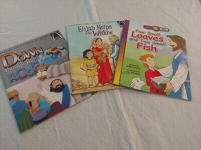 £2.83 • Buy Children's Bible Story Books By Arch Books