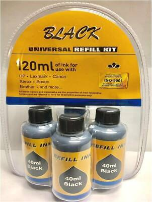 AU17.80 • Buy  Refill Kit For Canon Generic PG640XL CL641XL Pixma MG3260 MG3560 MG3660