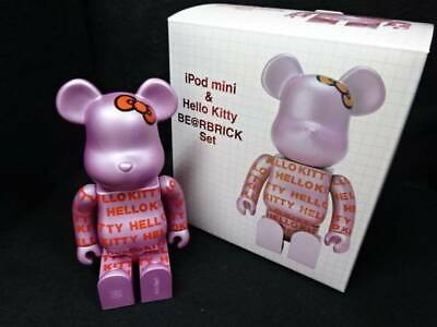 $299.99 • Buy BE@RBRICK 400% & 50% HELLO KITTY 2000 Limited Rare Medicom Bearbrick From Japan