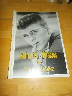 Animated Miracles By Yigal Mesika Softcover 1999 • 9.99£