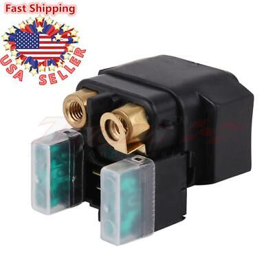 Starter Solenoid Relay For YAMAHA GRIZZLY 660 YFM 660 RAPTOR660 4x4 2002-2008 US • 6.60$