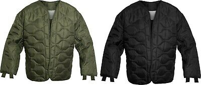 $30.99 • Buy Insulated Padded Liner Button-In For Military M-65 Field Jacket Army M65 Coat