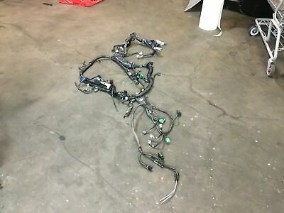 g35 wiring harness on