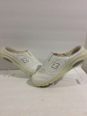 $ CDN18.13 • Buy New Balance Womens Walking Shoes Sz 12 White With Rollbar Technology