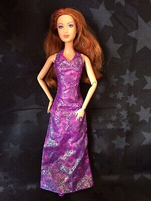 Barbie Hybrid OOAK - Edeline Facemold On A Fully Articulated Fashionista Body • 21.99£