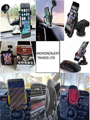 Mobile Phone Car Mount Phone Holders For All Different Type Of Mobile Phones • 5.94£