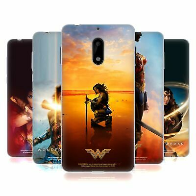 Official Wonder Woman Movie Posters Soft Gel Case For Nokia Phones 1 • 14.95£