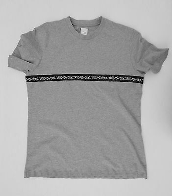 $ CDN55 • Buy OAMC Over All Master Cloth S/S 2014 Gray Graphic Band T-Shirt Supreme (L-XL)