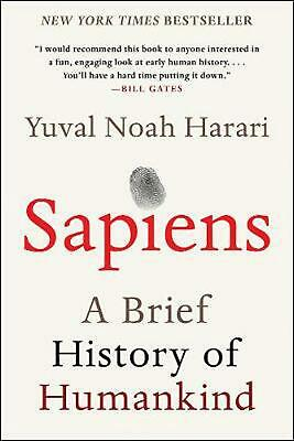 AU41.80 • Buy Sapiens: A Brief History Of Humankind By Yuval Noah Harari (English) Paperback B