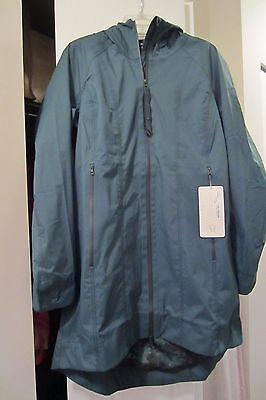 $ CDN359.99 • Buy Lululemon Right As Rain Jacket Fuel Green Sz 8