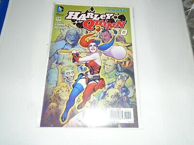 $ CDN39.99 • Buy DC Comics New 52 Harley Quinn #0 Jan 2014 Comic