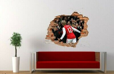 £28 • Buy Arsenal Legend Thierry Henry 3D Wall Sticker