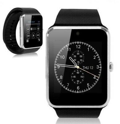 AU19.33 • Buy Newest Touch Screen Smart Watch W Text Call Mic For Samsung Galaxy Note 9 10 S10