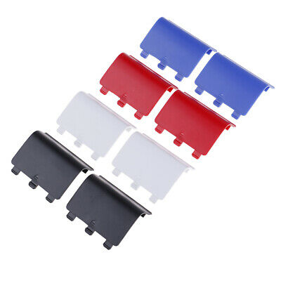 $5.27 • Buy 2Pcs Battery Cover Door Lid Shell Replacement For Xbox One Wireless Controlle  G