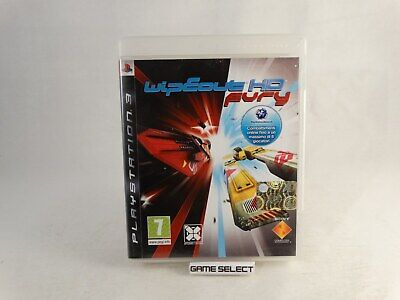 £27.30 • Buy Wipeout Hd Fury Sony Ps3 Playstation 3 Pal Eur Ita Italiano Originale Completo