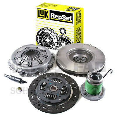 $373.95 • Buy LUK REPSET CLUTCH KIT+ SLAVE CYL+ HD FLYWHEEL For 2005-2010 FORD MUSTANG 4.0L V6