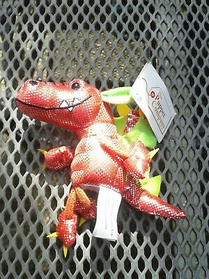£8 • Buy New Red Dragon Finger Puppet The Puppet Company BNWT