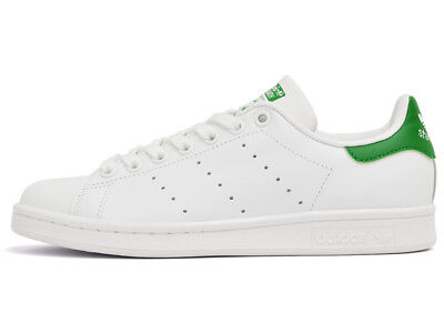 $ CDN110 • Buy Adidas Stan Smith Shoes Women's Style B24105 Color White/green