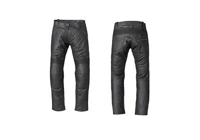 Mljs16505-40r Genuine Triumph  Custom  Black Leather Mens Jean Size 40r • 130£