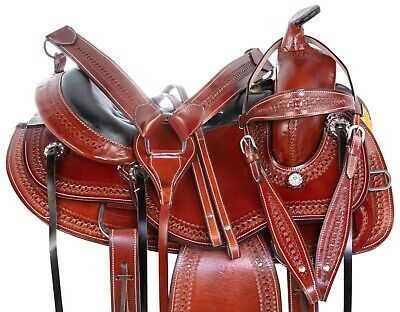 gaited saddle