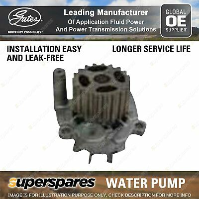 AU73.41 • Buy Gates Water Pump For Volkswagen Polo 9N1 9N3 Sharan 7M6 7M9 1.4L 1.9L