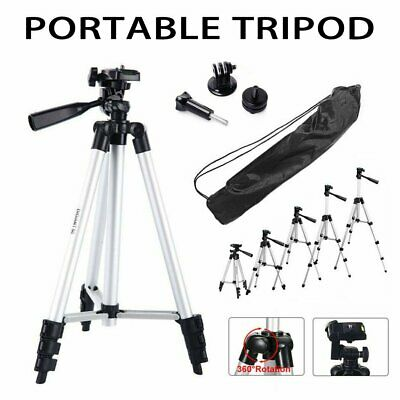 AU13.99 • Buy Professional Camera Tripod Digital Camcorder Video For Nikon Canon Sony DSLR