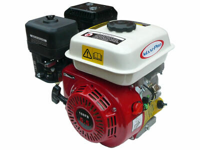 AU159 • Buy 6.5HP Petrol Stationary Engine With 20mm Output Shaft Suits Go Kart, Water Pumps
