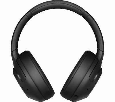 SONY EXTRA BASS WH-XB900N Wireless Bluetooth Noise-Cancelling Headphones - Black • 149£