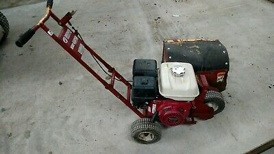 used commercial walk behind mower