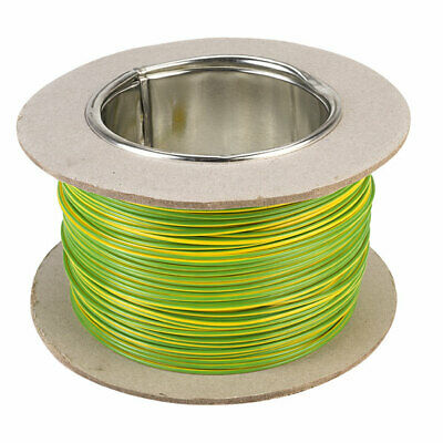 AU24 • Buy 1.5mm 2.5mm² 4mm² 6mm² Earth Earthing Ground Cable Single Core Solar PV AUS STND