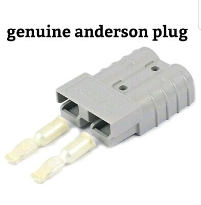 AU15 • Buy 4 Genuine Anderson Plugs 50 Amp