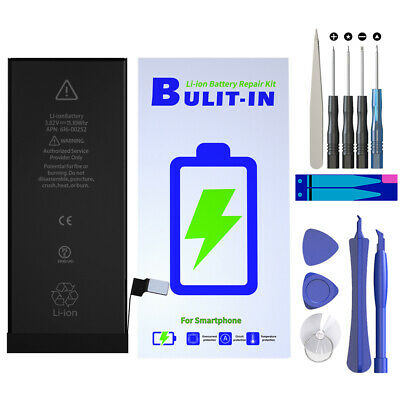 AU15.19 • Buy 2900mAh Replacement OEM Battery For Apple IPhone 7 PLUS + 1 Year Warranty