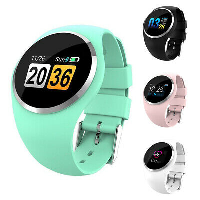 AU26.09 • Buy Women Men Bluetooth Smart Watch Bracelet Fitness Tracker For IOS Android Phone A