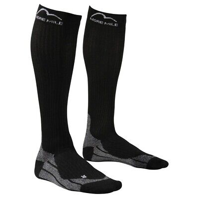 More Mile R2R Compression Cushioned Recovery Running Socks • 4.99£