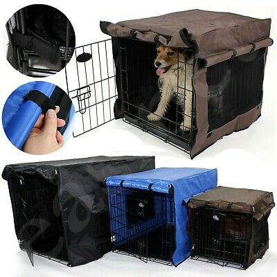 £18.99 • Buy Dog Cage Cover Small Medium Large XL XXL Sizes Waterproof Heavy Duty Easipet