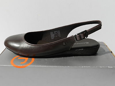 Rockport Ella Women's Shoes 38 Sandals Ballet Flat Slingback Pumps UK5 New • 41.05£