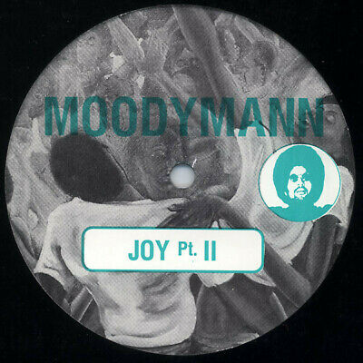 Moodymann ‎– Joy Part 2. Vinyl • 35£