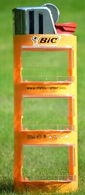 Bic Lighter Display Stand Brand New DISPLAY OR TV PROP Collectors Item 60cm Tall • 22.95£