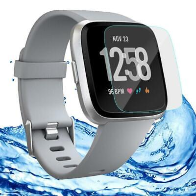 $ CDN7.02 • Buy Explosion-proof TPU HD Full Cover Screen Protector Film For Fitbit Versa Watch
