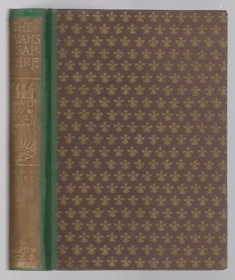 $450 • Buy The Rajah's Sapphire By M. P. Shiel (First Edition) Hubin Listed